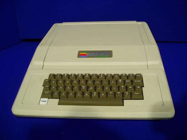Apple II Europlus (1979)